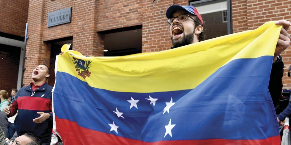 """""""Pacto"""" Guaidó-Maduro divide a los opositores"""