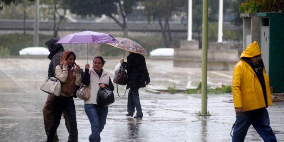 Pese a lluvia, avanza instalación de casillas en Tamaulipas