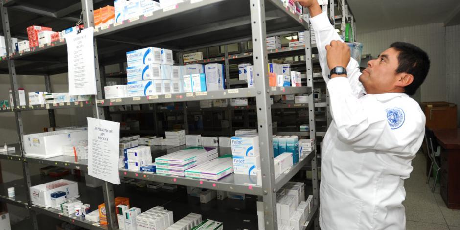 Halla SHCP compra de medicinas a alto costo