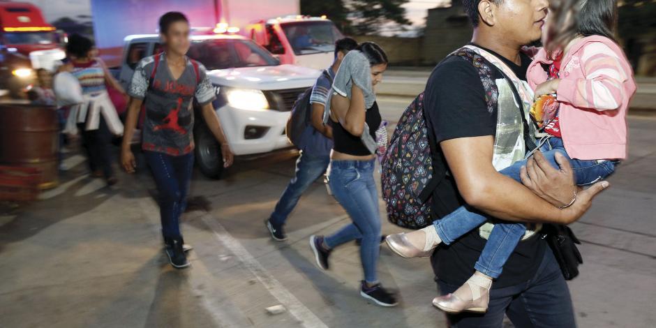 Grupos delictivos quieren involucrarse en caravanas: Encinas