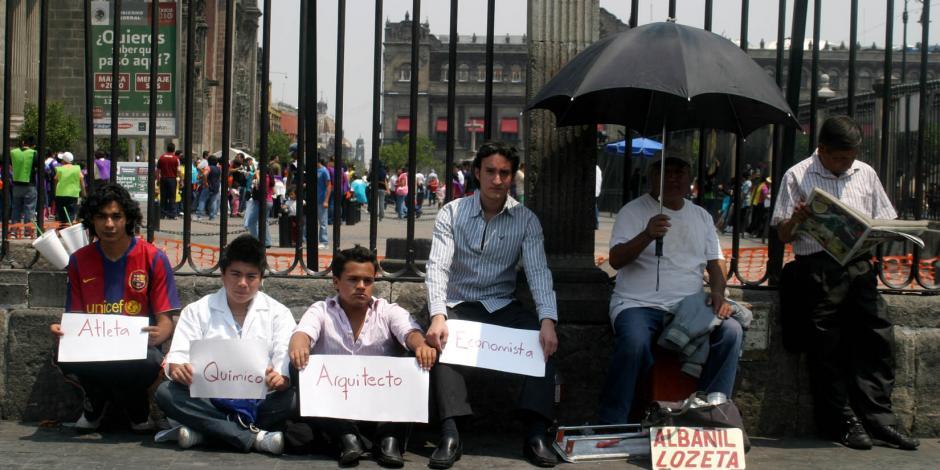 Rechaza AMLO informe de desempleo en México del Inegi