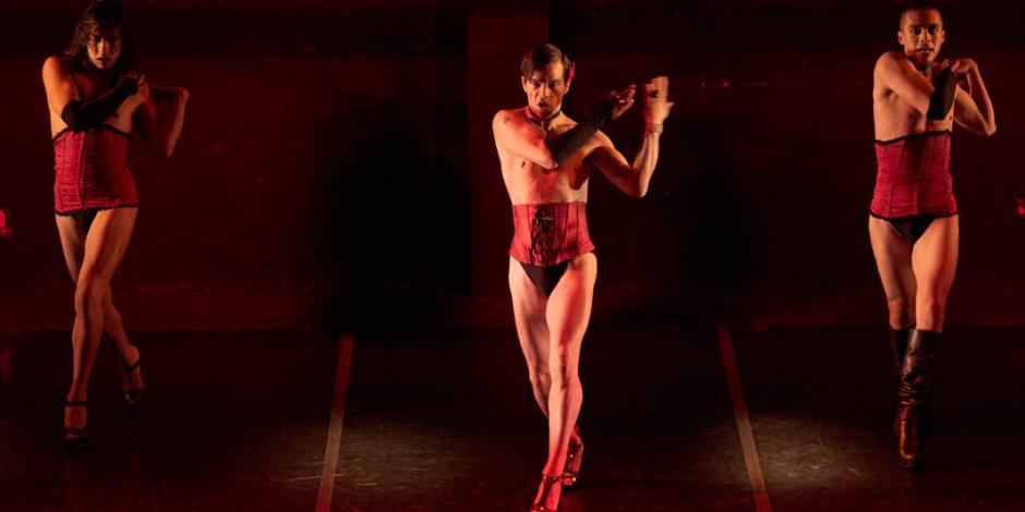 FOTOS: Vogue, folklor y ballet, presentes en el Festival de Danza Gay