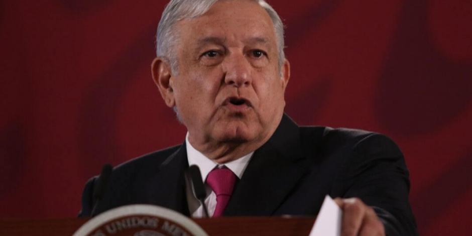 En caso Bolivia no vamos a engancharnos en dimes y diretes: AMLO