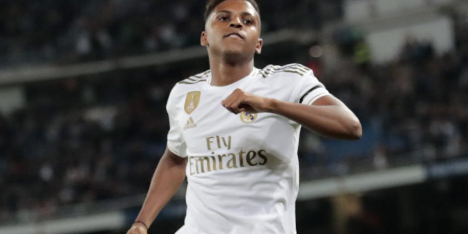 Rodrygo el más joven con hat-trick en Champions League