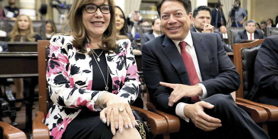 Defienden comisión para elección interna en Morena