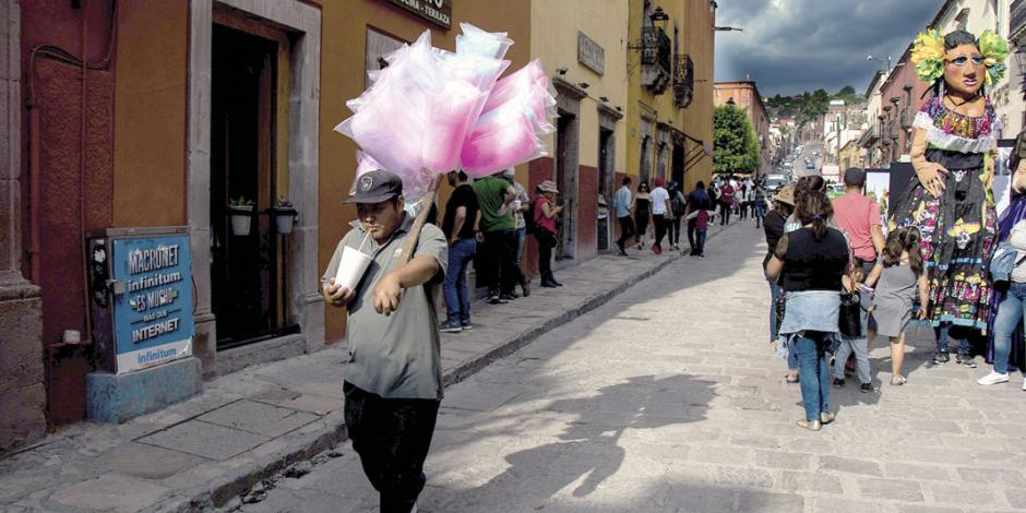 Vecinos de San Miguel de Allende acusan represión por denunciar inseguridad