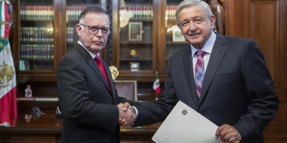 Recibir a embajador de Venezuela no implica reconocer a gobierno: SRE