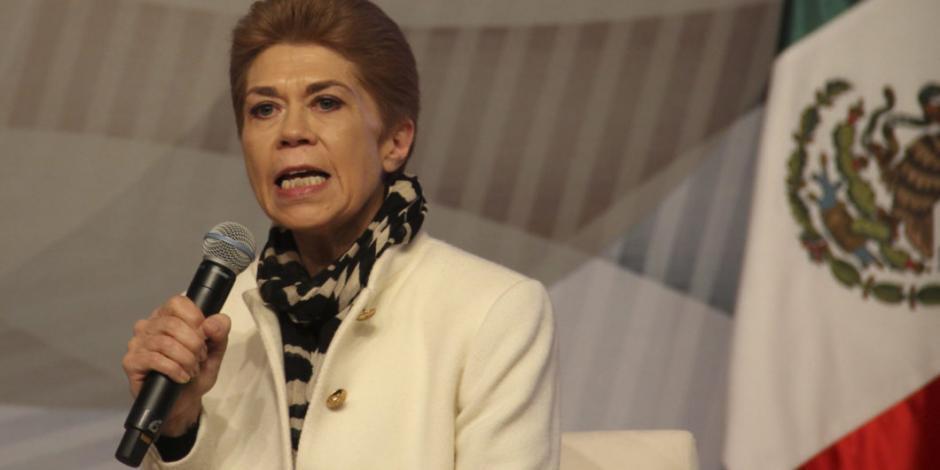 Beatriz Pagés también renuncia al PRI