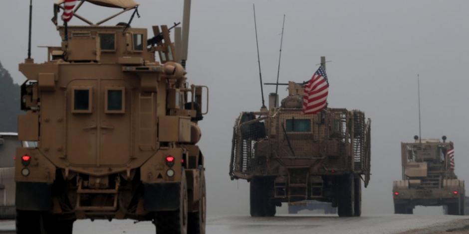 Estados Unidos inicia el retiro de sus tropas militares de Siria