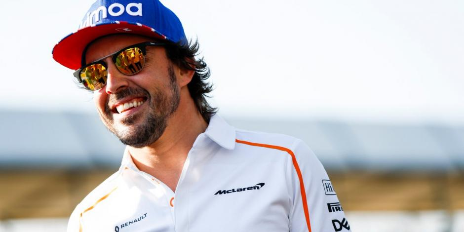 Fernando Alonso se considera el mejor piloto del mundo