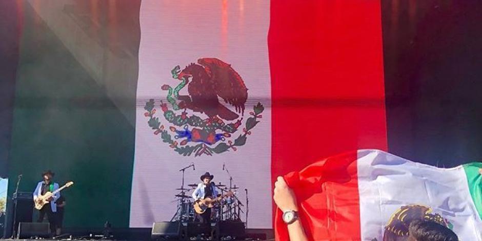 Los Tucanes de Tijuana hacen bailar a Coachella con La Chona