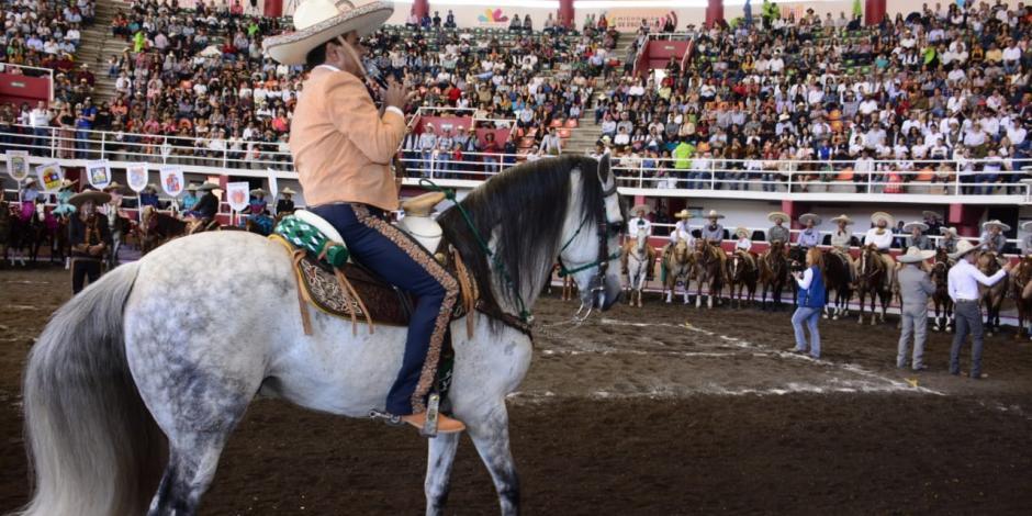 Michoacán, epicentro de la máxima competencia charra