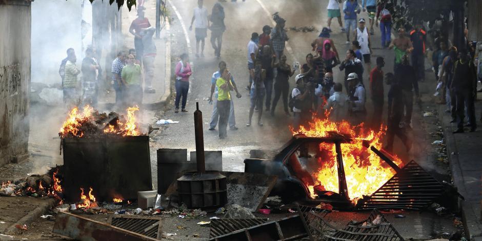 Aumenta a 29 la cifra de muertos por las protestas en Venezuela