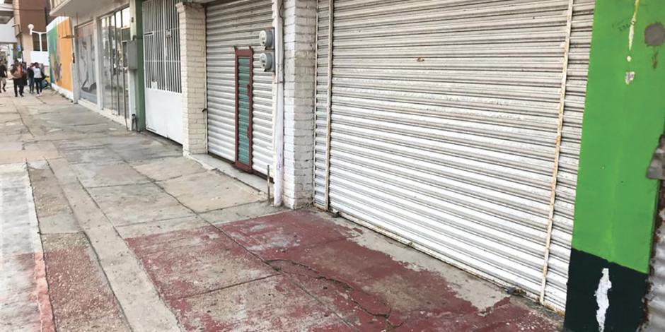 Indagan extorsión y drogas detrás de ataque a bar