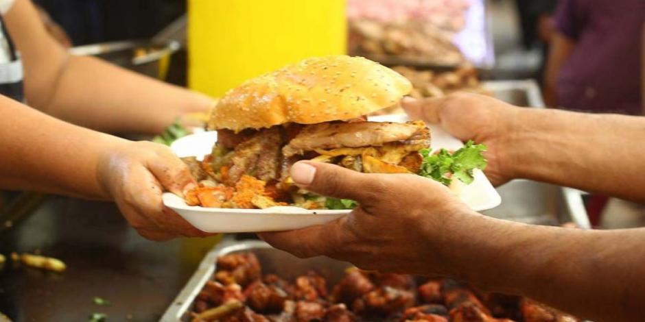 Capitalinos, sin tiempo ni dinero para alimentarse saludable