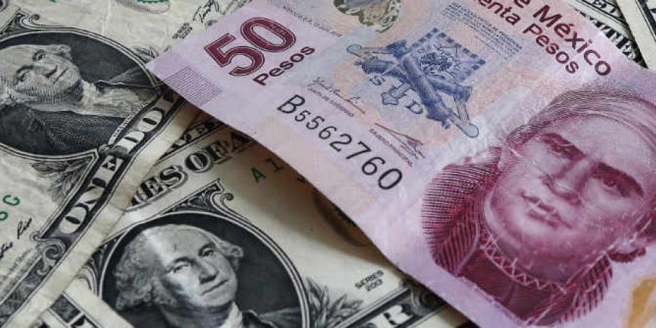Por posibles recortes de tasas en Europa, peso mexicano se mantiene sin cambios