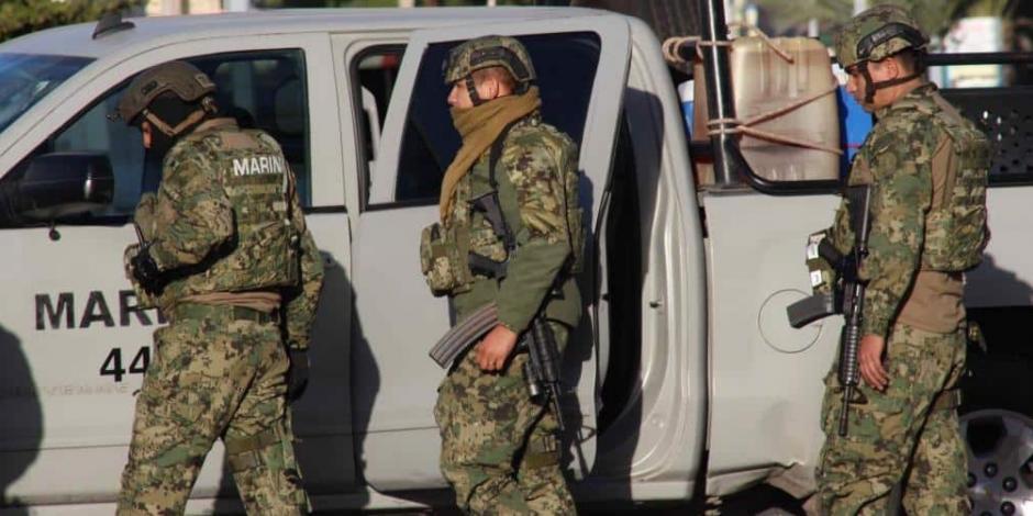 Asesinan a marino en ataque en ducto de Tuxpan–Azcapotzalco