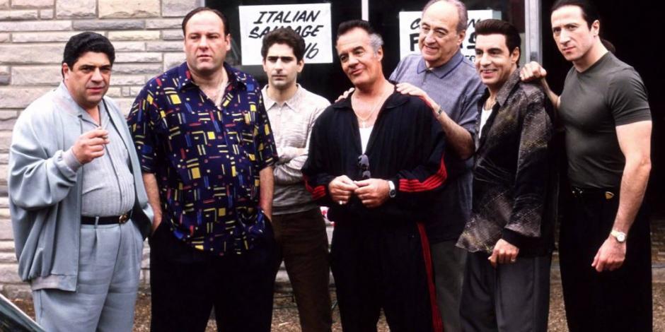 """""""Los Soprano"""" celebra su 20 aniversario con un maratón por HBO"""