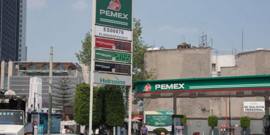 Quién es quién en los precios de las gasolinas