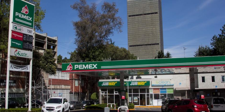 194 gasolineras, con inconsistencias fiscales por robo de combustible: SAT