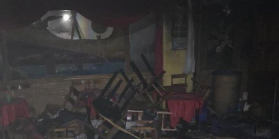 Suman 25 muertos por ataque en Coatzacoalcos; homicidas habían estado en prisión: AMLO