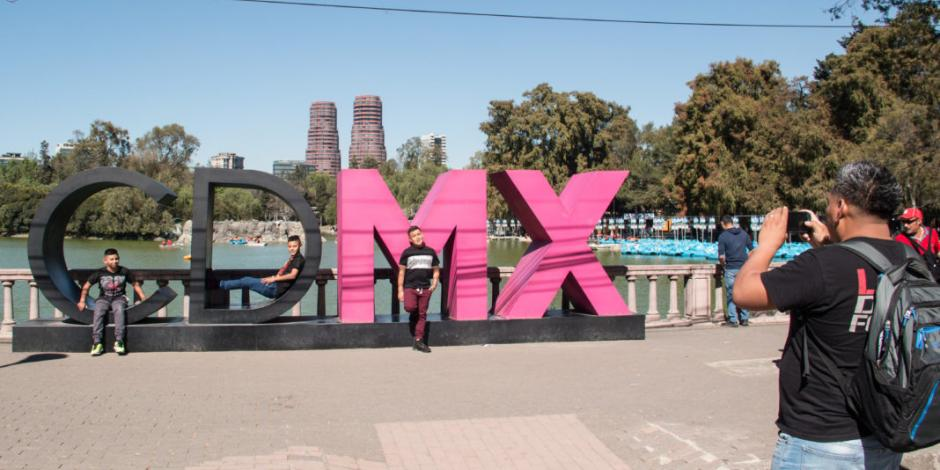 Pese a inseguridad, turismo en CDMX no se ve afectado