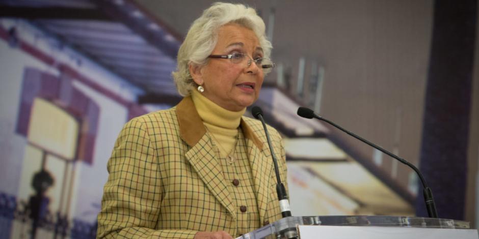 Por corrupción, se hace una limpia masiva en INM, asegura Sánchez Cordero