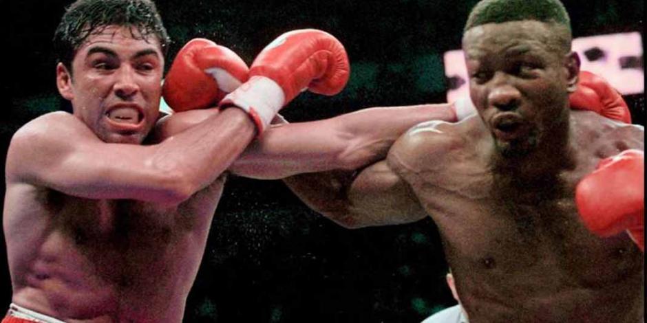 Muere el legendario boxeador norteamericano, Pernell Whitaker