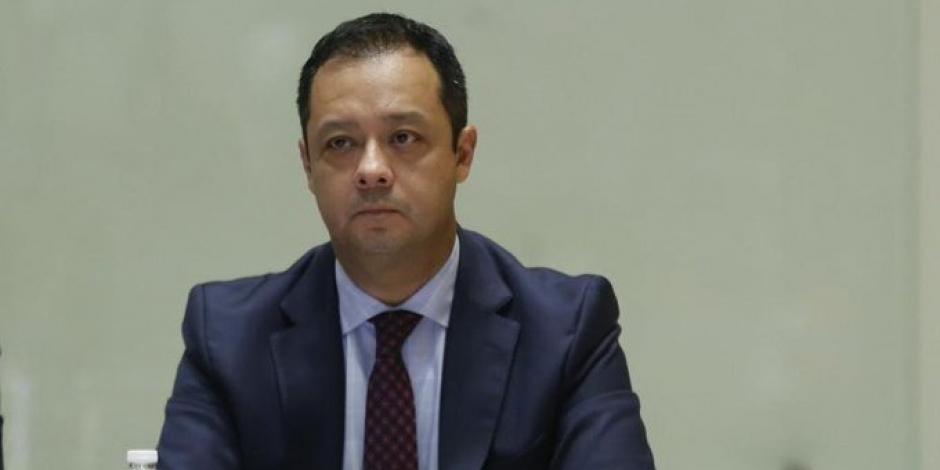 Nombran a Gabriel Yorio como nuevo subsecretario de la SHCP