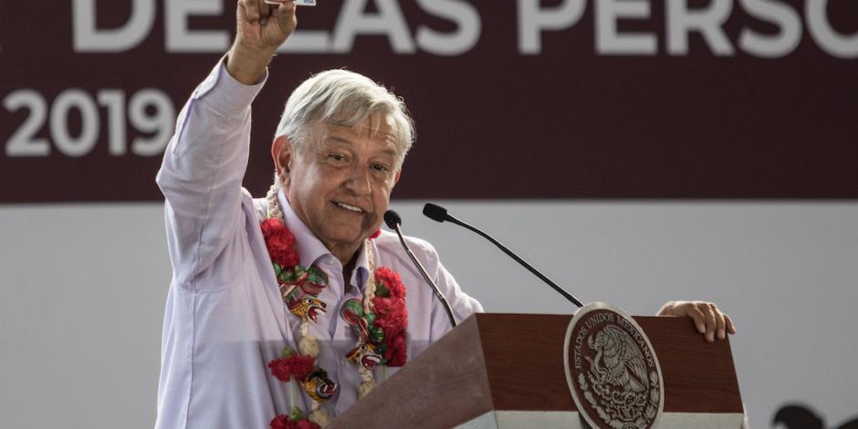 López Obrador reitera respeto a Venezuela y EU