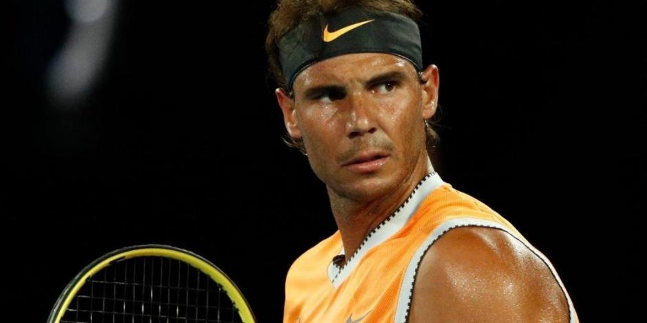 Rafael Nadal se dice ilusionado por volver al Abierto de Acapulco