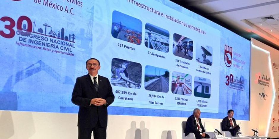 Dan a obras carreteras 34 mil millones de pesos para 2020