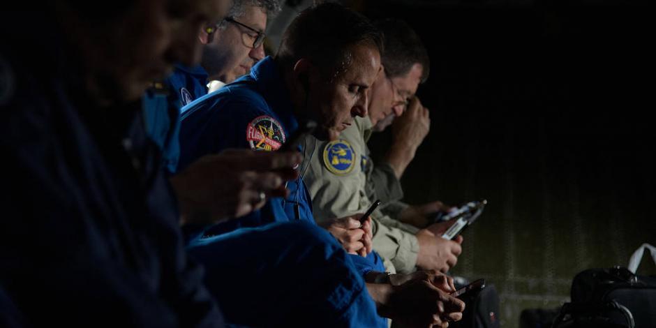 La Expedición 59 se despide de la Estación Espacial Internacional