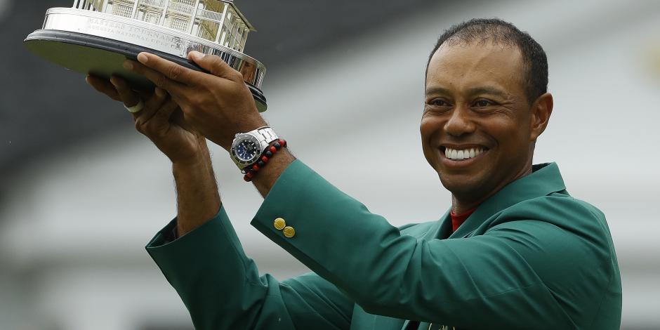 Tiger Woods se queda con el Masters de Augusta