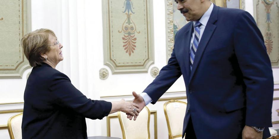 En Venezuela 60% desconoce reporte de tortura de Bachelet