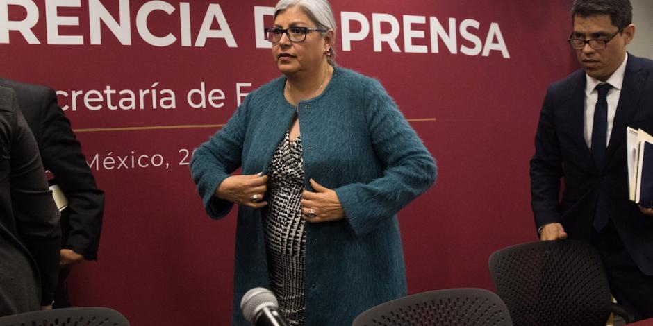 Economía realiza ajustes internos en T-MEC para aprobación