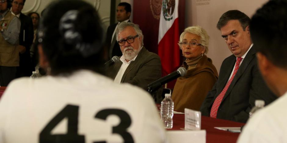 VIDEO: Recompensas a quien brinde datos sobre caso Iguala: Encinas