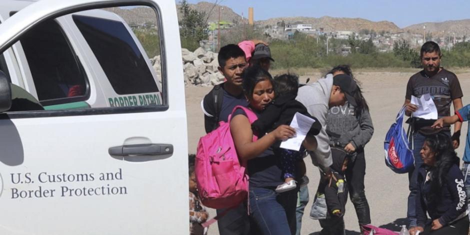 Impugnan política de deportaciones rápidas de Trump
