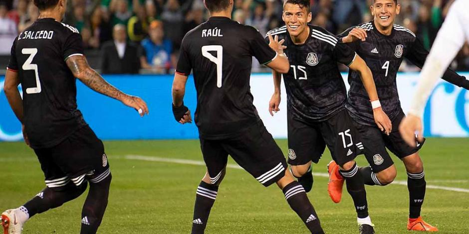 El Tricolor se mantiene en la posición 18 del ranking FIFA
