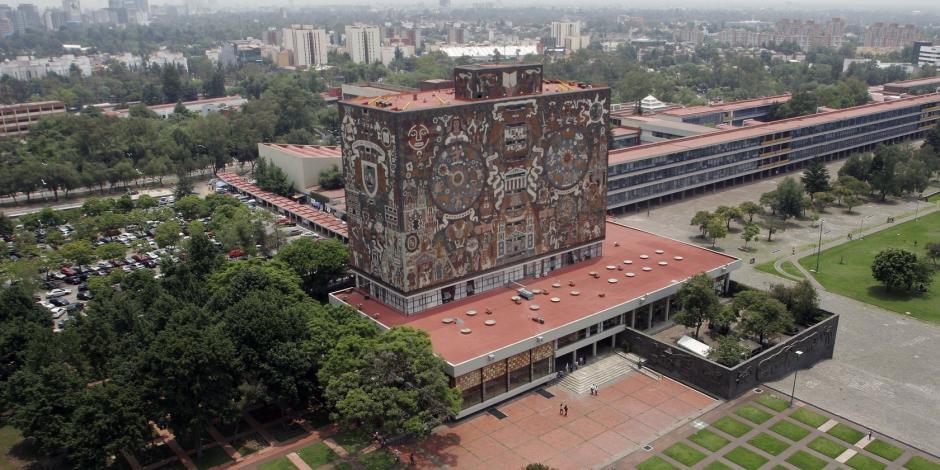 Afirma UNAM no tener problemas tras desconexión de Internet