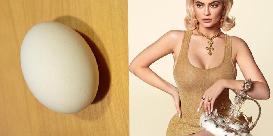 """La foto de un """"huevo"""" supera a la imagen con más likes de Kylie Jenner"""