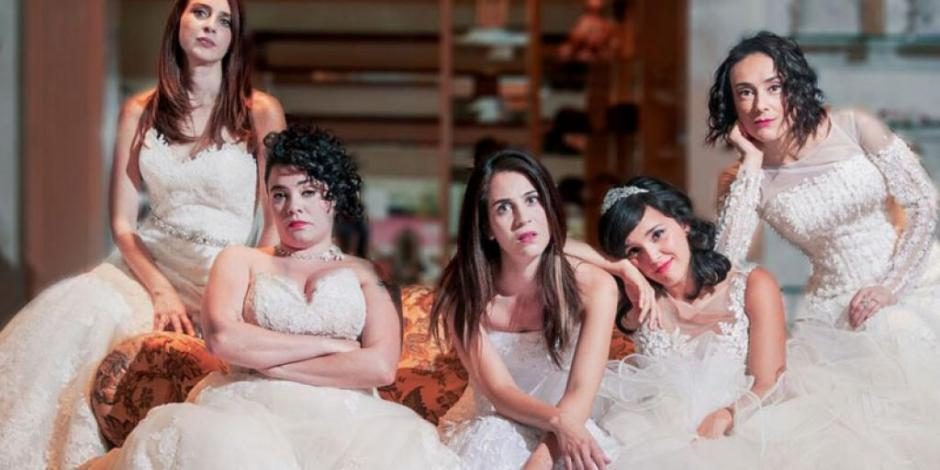 Solteras, una funcional comedia romántica mexicana