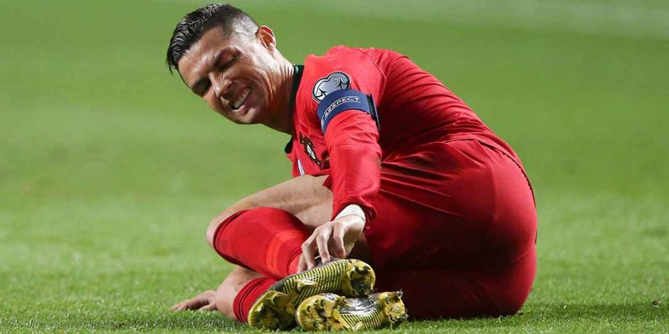 El 2018 fue el peor año para Cristiano Ronaldo