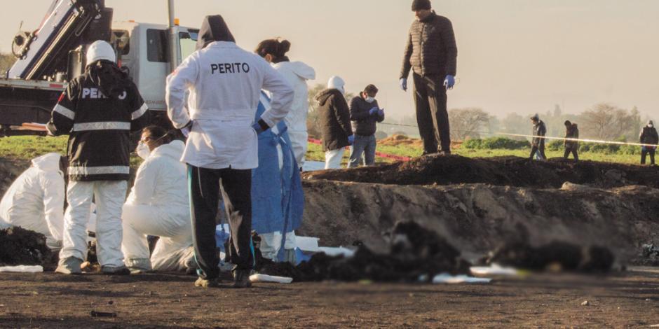 Graves, 80% de los pacientes tras explosión en ducto: IMSS