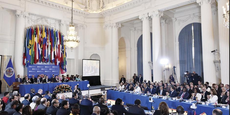 Caso Venezuela: México convoca a