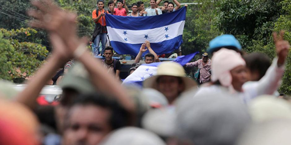 Persiste la violencia en desplazamientos migratorios: CIDH