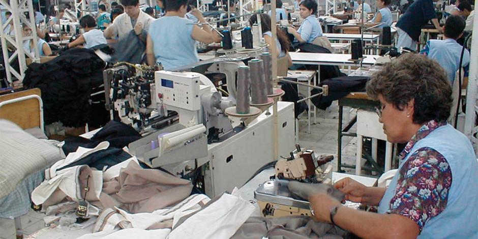 Se recupera empleo en sector manufacturero durante mayo, reporta Inegi