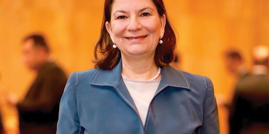 """""""Si hay diferencias con el presidente Trump se lo haremos saber"""": Martha Bárcena"""