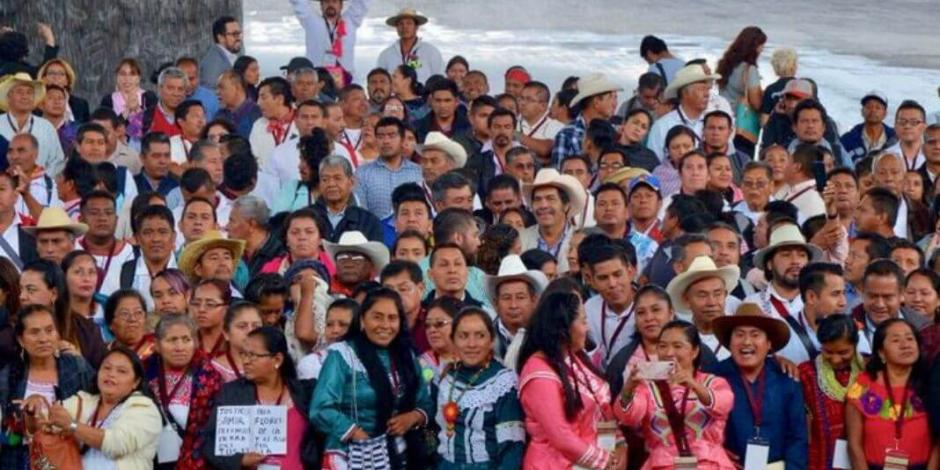 Día Internacional de los Pueblos Indígenas celebra la pluricultura