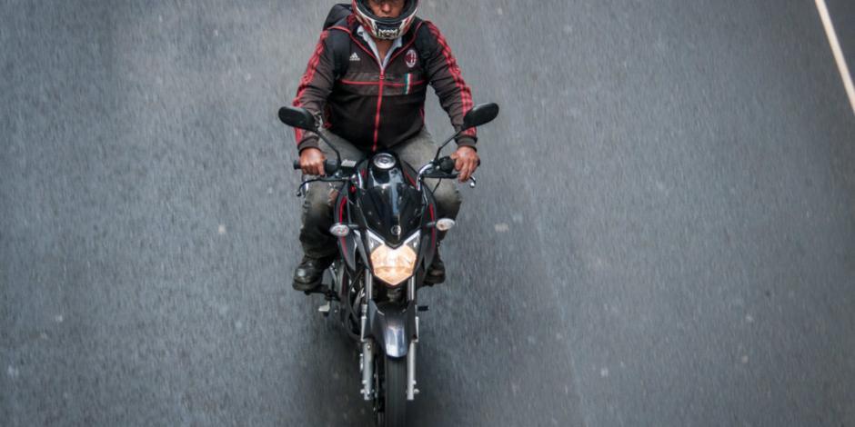 Detienen al youtuber Brandon Lee en motocicleta de dudosa procedencia